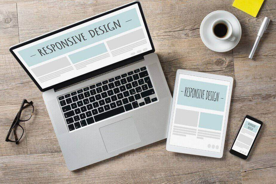Some Things to Consider for Your Website Design: Responsiveness, Grid Layouts, and Real Photography